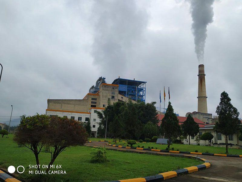 华光(缅甸)燃煤电厂