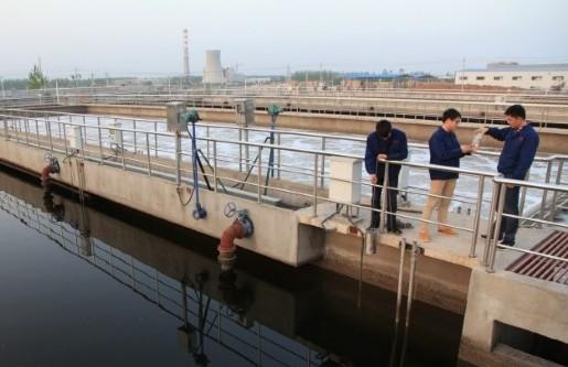 绵阳污水处理厂